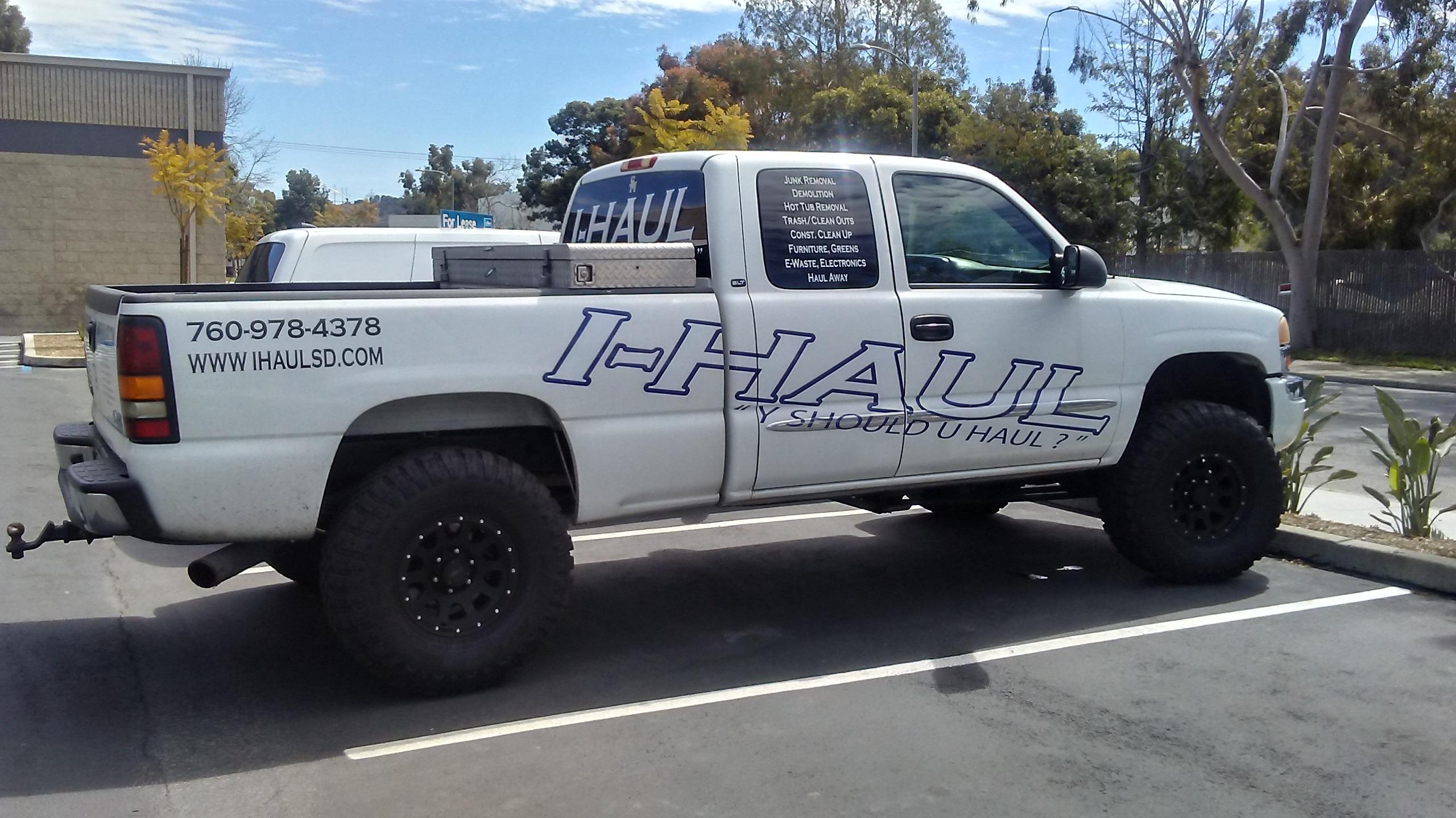 I Haul San Diego Inc.
