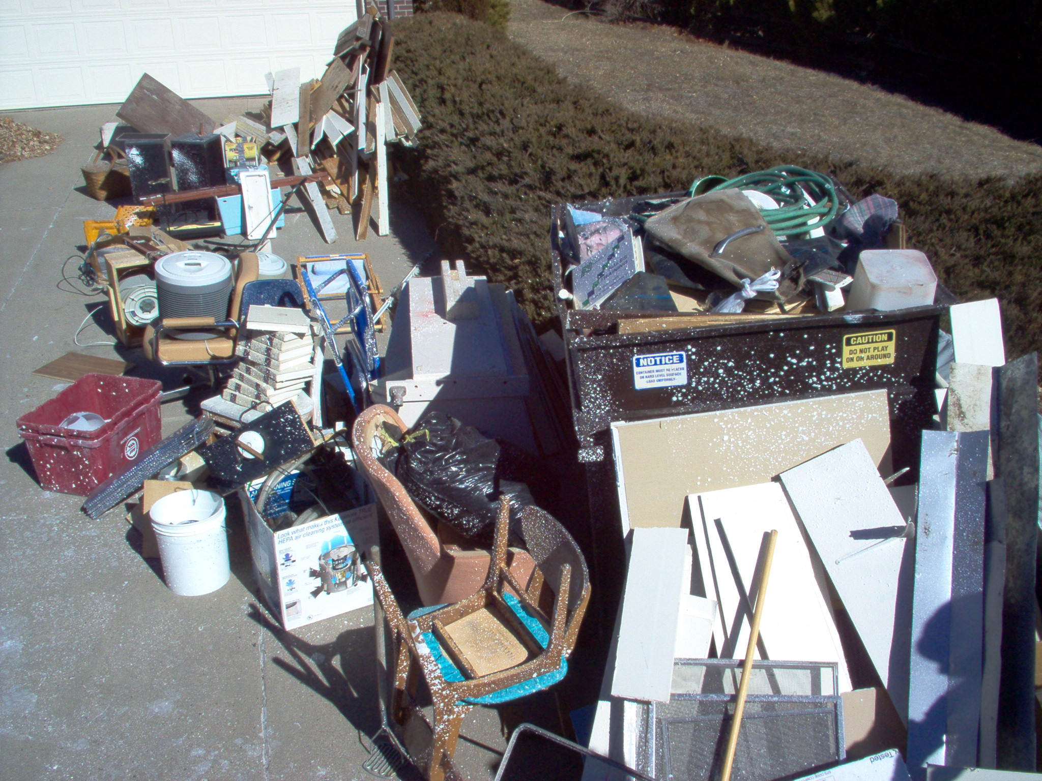San Diego Junk Removal & San Diego Junk Hauling Services
